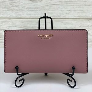 🌸Kate Spade Large Slim Bifold Wallet